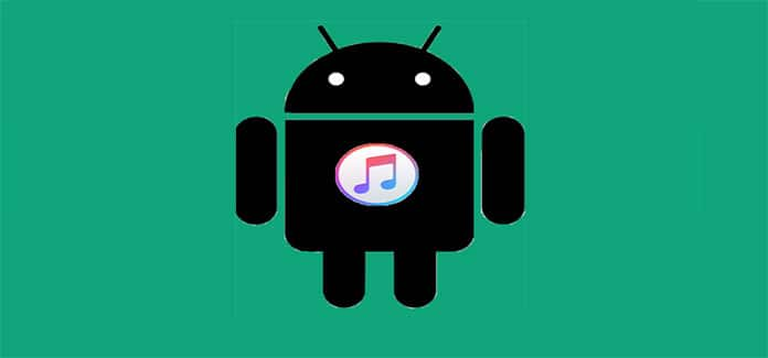 Synchronize iTunes with Android
