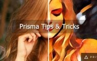prisma tips and tricks