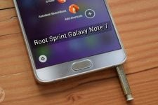 root sprint galaxy note 7 and install xposed