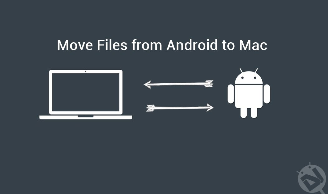 move files from android to mac
