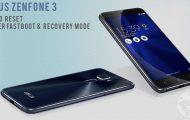 Hard Reset Asus Zenfone 3