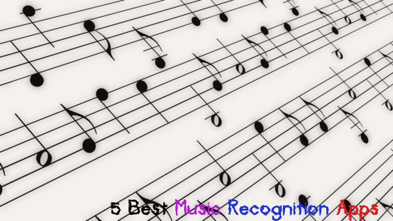 5 Best Music Recognition Apps for Android | DroidViews