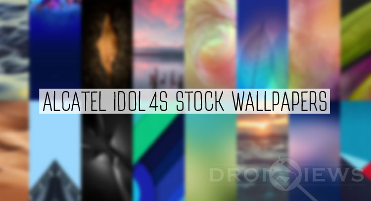 Download Alcatel Idol 4S Stock Wallpapers | DroidViews