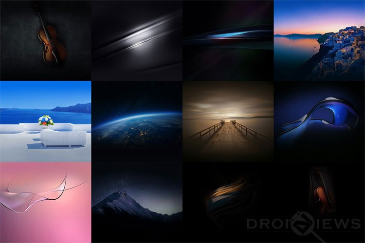 Download Huawei Mate 9 Stock Wallpapers Droidviews