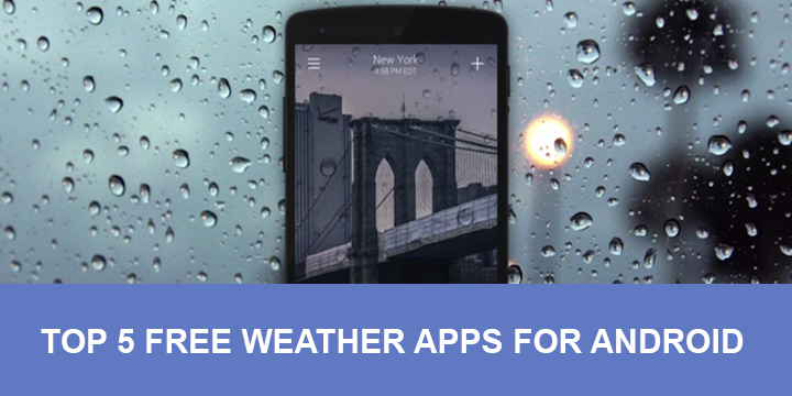 best free weather apps