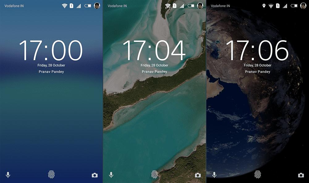 google live earth wallpapers