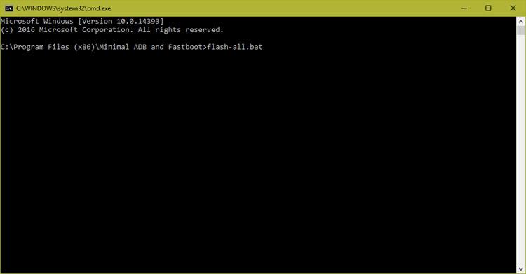 minimal-adb-fastboot-flash-all-bat