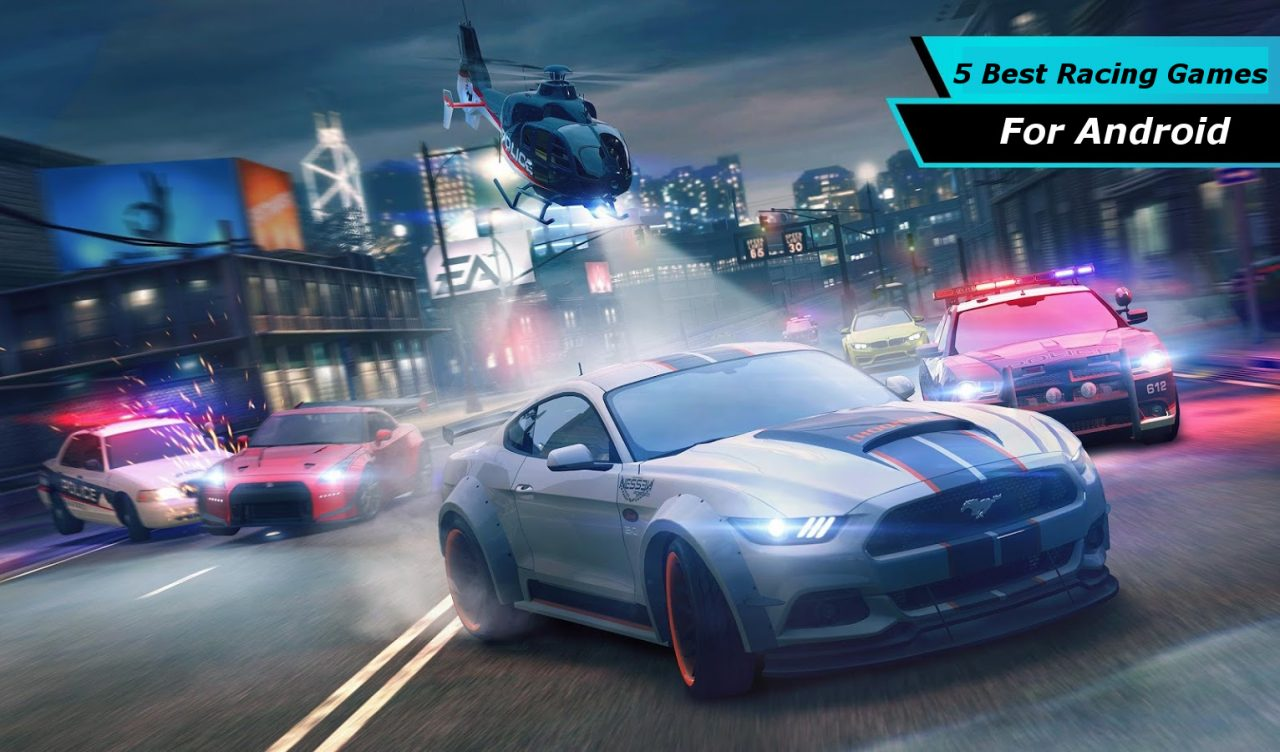 Car Games 2016 >> 5 Best Racing Games For Android Droidviews