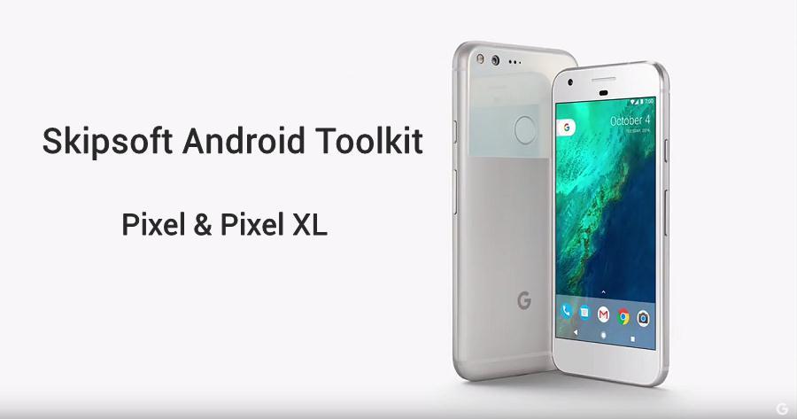 Download Pixel and Pixel XL Toolkit