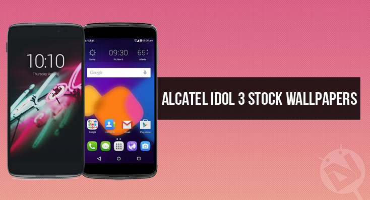 Download Alcatel OneTouch Idol 3 Stock Wallpapers Full HD