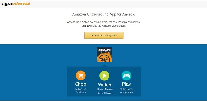 Send Gifts via the Amazon App Store