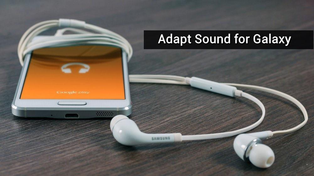 adapt sound galaxy