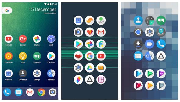 Phone Look Like Google Pixel