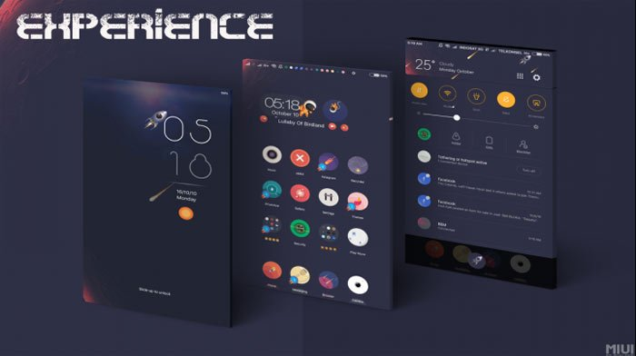 Miui 9 themes download | Pure Android P MIUI 9 Theme MTZ Download