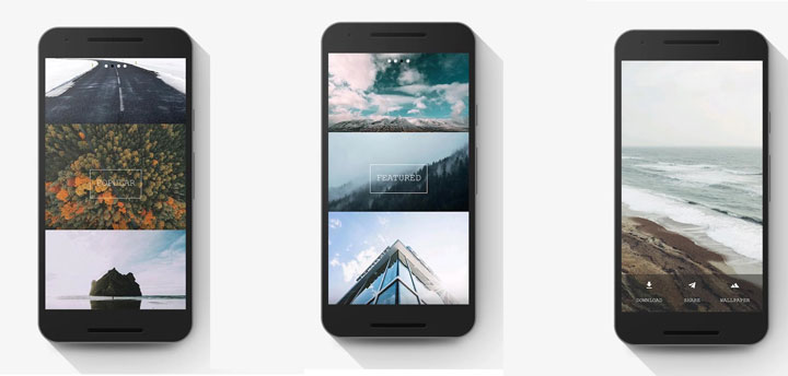 Frame – Wallpapers