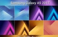 galaxy a5 2017 stock wallpapers