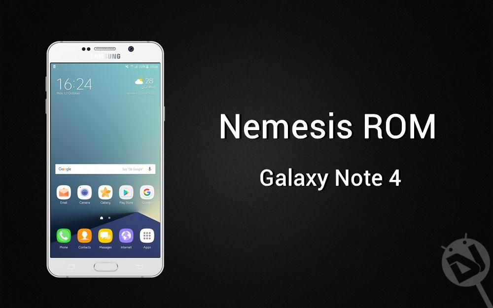 Get Note 7 Features on Note 4 with Nemesis ROM | DroidViews