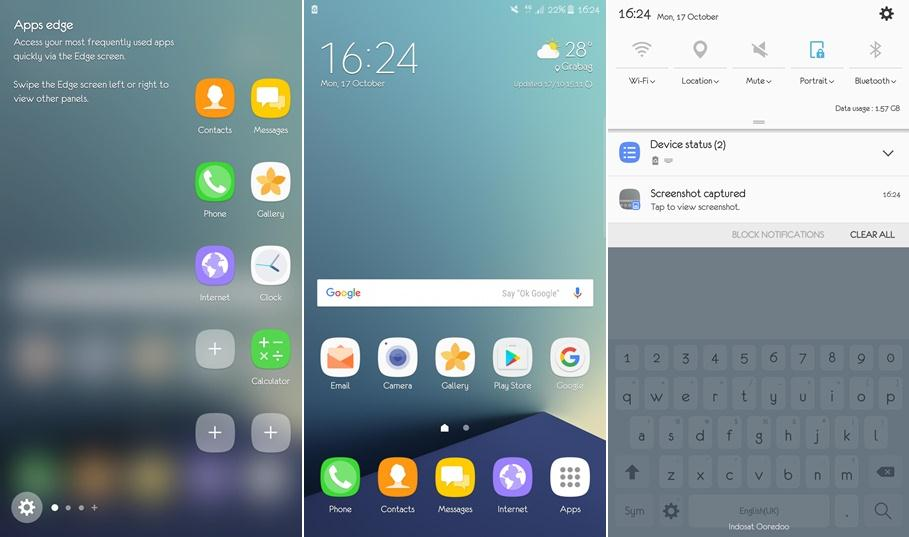 Note 7 Features on Note 4