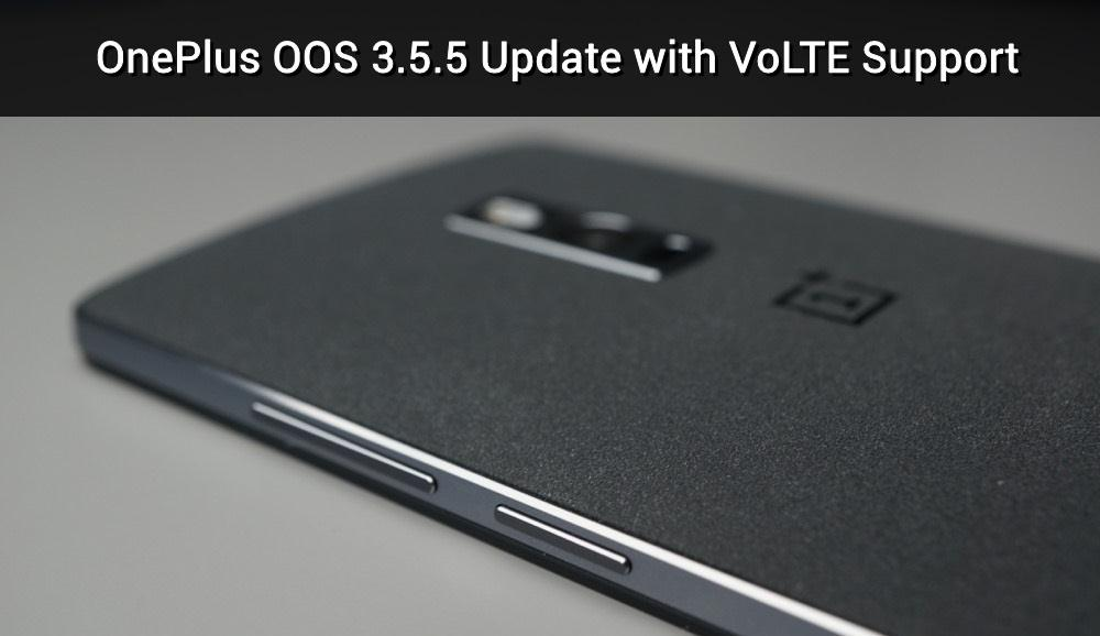 oneplus 2 with volte support