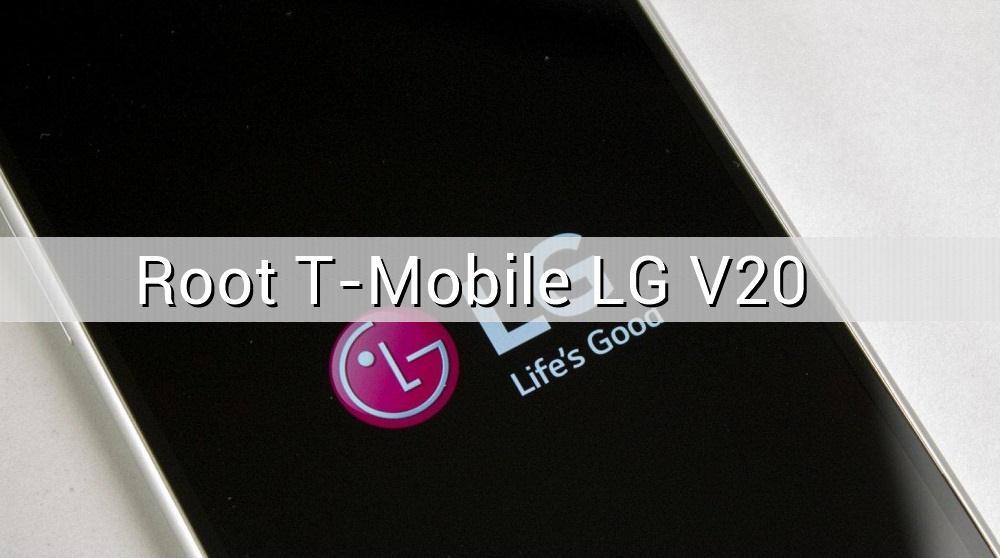 root t-mobile lg v20
