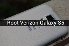 root verizon galaxy s5
