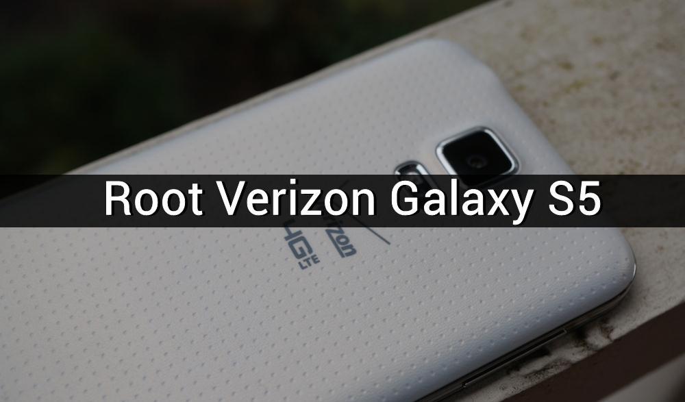 How to Root Verizon Galaxy S5 on OE1/OG5/OK3/PB1 Firmware