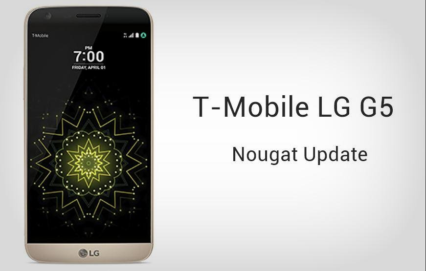How to Install T-Mobile G5 Nougat Firmware [TWRP Flashable]