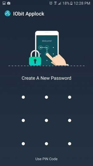 IObit Applock Face Lock