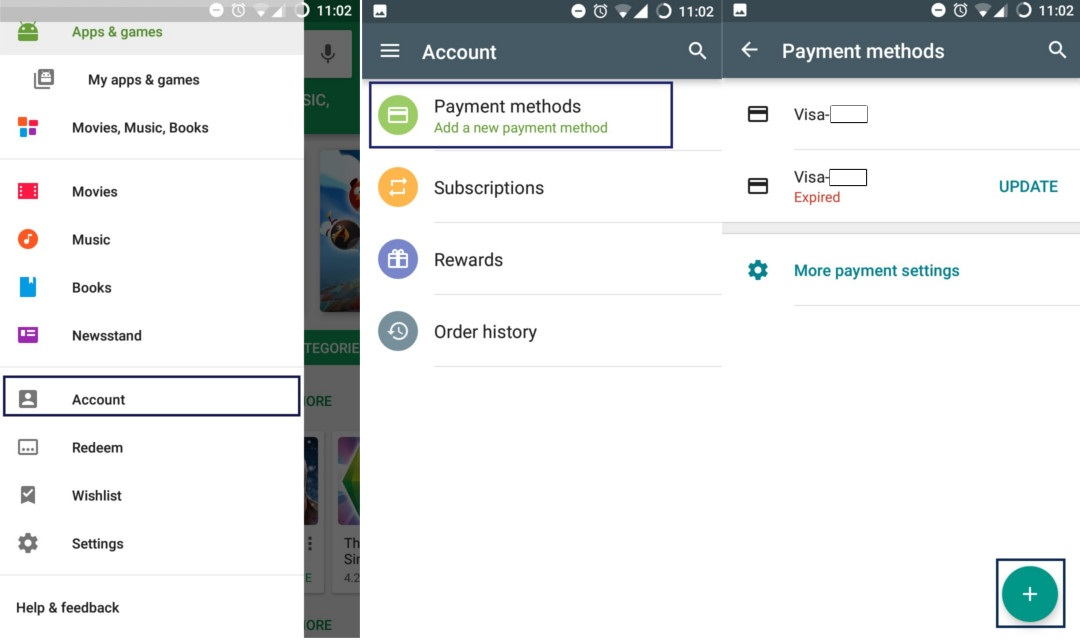 Google Play Using Carrier Billing