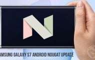 Android 7.0 Nougat Firmware for Galaxy S7