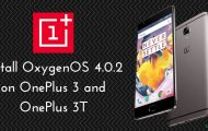 OxygenOS on OnePlus 3