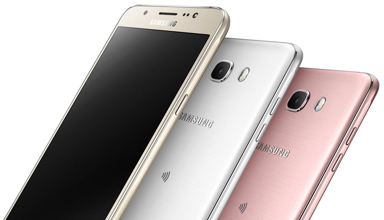 Samsung Galaxy J7 2017 Comes with Latest Android Nougat