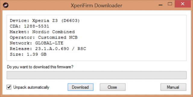 Install Nougat Firmware on Xperia Devices Using XperiFirm | DroidViews