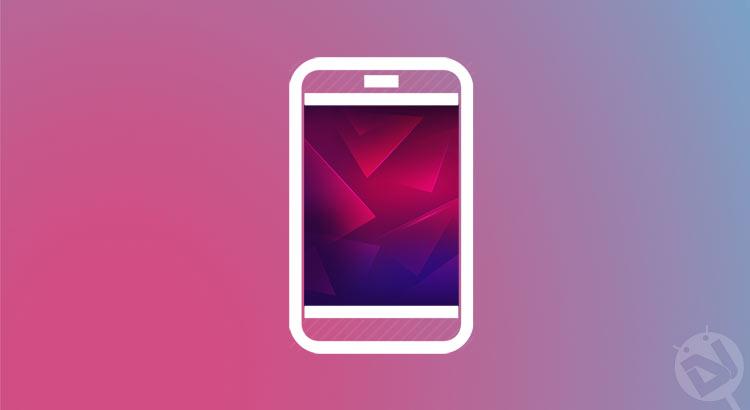 Smartphone display technology