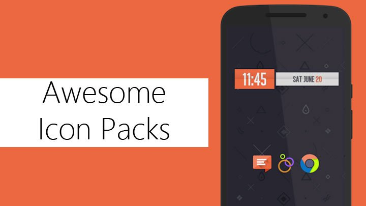 icon packs android