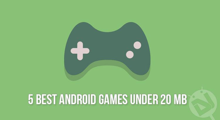 games under 20 mb