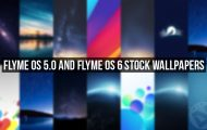 FlymeOS 6 wallpapers