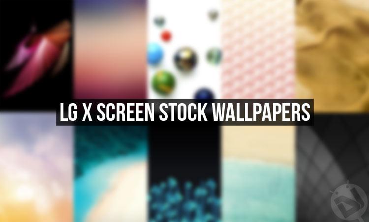 Download LG X Screen Stock Wallpapers | DroidViews
