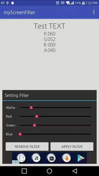 Quick Settings Tile