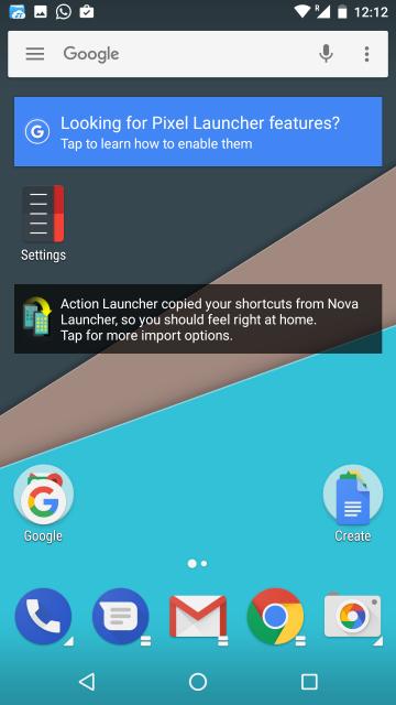 Google Pixel Experience