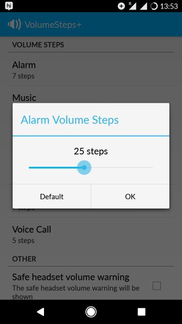 VolumeSteps+