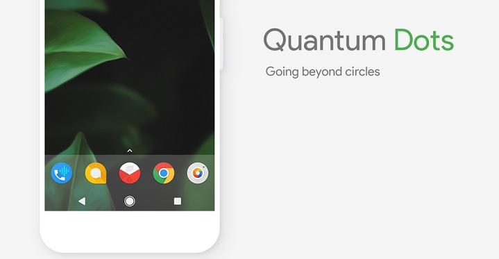 Quantum Dots Icon Pack