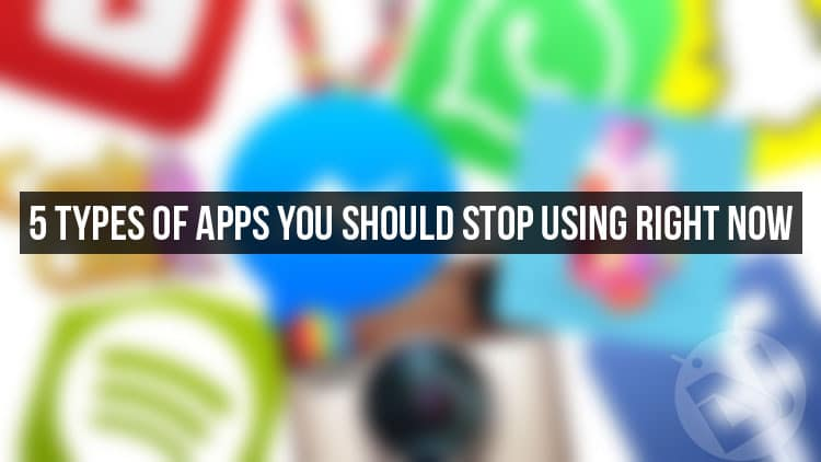 Android apps you should avoid