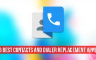 Contacts and Dialer Replacement Apps