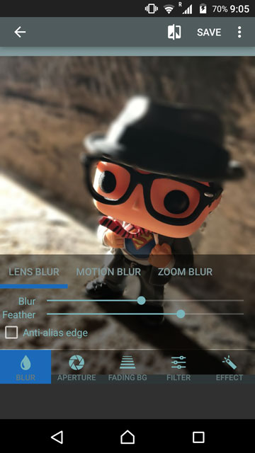 5 Apps to Add Blur Effect in Pictures on Android | DroidViews