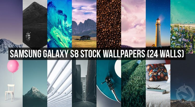 Download Samsung Galaxy S8 Stock Wallpapers 42 Walls Ringtones