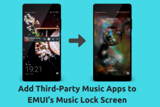 Add Music Apps to EMUI