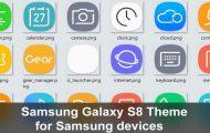 Samsung Galaxy S8 Theme - Theme for Samsung Devices - Droid Views