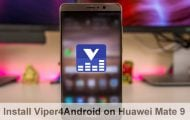 Viper4Android - Huawei Mate 9 - Droid Views