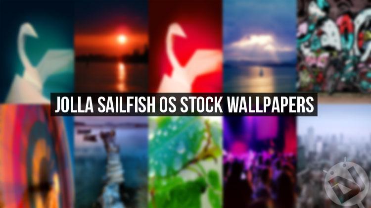 Jolla Sailfish OS - Stock Wallpapers - Droid Views